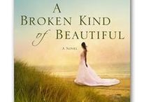 A Broken Kind of Beautiful / My third novel with Waterbrook Press released on April 15, 2014.