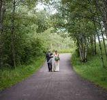 Wedding PreCeremony & Ceremony Photos by Christy D. Swanberg Photography / Wedding Photography before ceremonies and during wedding ceremonies.