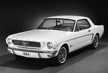 Classic Ford Cars / A variety of Ford vehicles over the years.