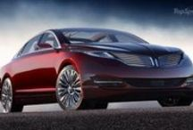 Amazing Lincoln Vehicles / Lincoln vehicles from past and present!