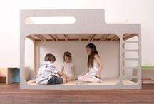 loft/bunk beds