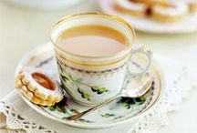 : TEA TIME : / All you need for that early morning light tea time + that lazy afternoon warmth