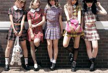 Japanese Fashion / by Glendene So