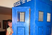 Themes - Dr Who / Costumes, decorations and recipes appropriate for your next Dr. Who themed bash!