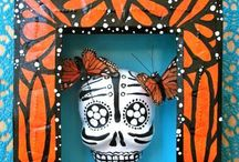 Themes - Day of the Dead/Dia de Los Muertos / Costumes, decorations and recipes appropriate for your next Day of the Dead(Dia de los Muertos) themed bash!
