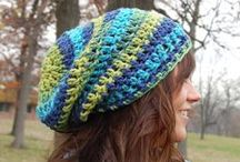 CROCHET - hats, bags, purses / by Annie Wong