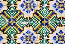 Tile Mania / A collection of amazing, intricate, and colourful, patterned tiles.
