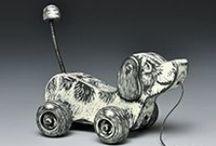 ceramic/ sculpture