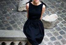 ~ I . LITTLE BLACK DRESS ~