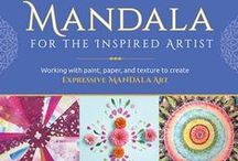 Mandalas-- How to Draw Them / Sometimes I get asked how to draw Mandalas. Here is a collection of tutorials, tips and tricks, books, classes inspiration etc.