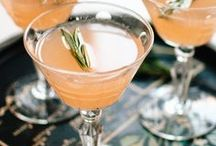 FANCY COCKTAILS / delicious cocktail recipes for your entertaining