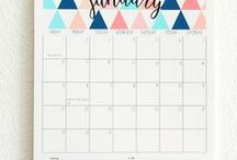 ORGANIZE / help you get organized one little step at a time with everything from day planners to DIY organizers