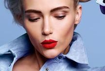 Lovely Lips / Whether you choose glossy pink lips or dramatic red ones, a pretty pout always speaks volumes.
