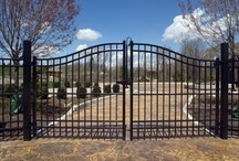 Gates  / Gates for residential or commercial applications