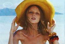 Summer. / beach style. Life is better in bikini.