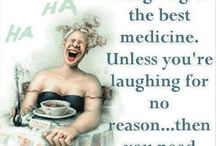 ☺️ Laughter Helps ☺️ / How would we ever survive without Laughter??? / by Linn H.