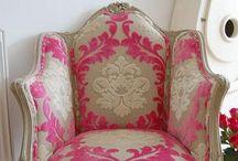 Paris Hilton's Living Room / Introduction to Interior Design - Assignment 2