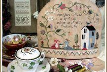 Pincushions, Potholders and Tea Cosies