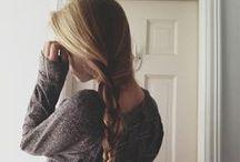 Hair Style / Pinterest: @kardelenezgi