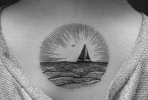Tattoos / Pinterest: @kardelenezgi