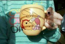 Cups & Mugs / Pinterest: @kardelenezgi