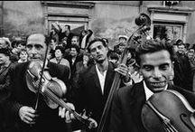 Gypsies and Travelers / Primarily vintage photographs of Gypsies, Irish Travelers, and other nomadic folk... / by KC Martin