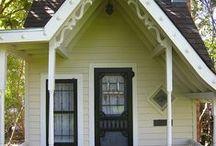 Tiny Homes / small homes, economical house, green house, tiny home,