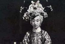 Far East / Vintage photos of the Far East.  / by KC Martin