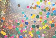 Party / Pinterest: @kardelenezgi