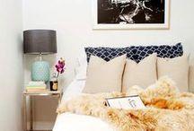 Bedroom / Pinterest: @kardelenezgi
