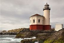 Lighthouses / Lighthouses.   / by KC Martin