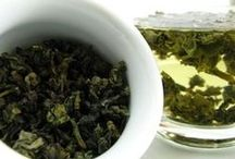 Oolong tea / Oolong/Wulong tea - semi-oxidized tea