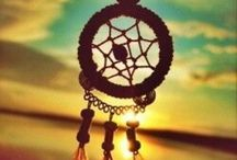 D.I.Y dream catchers