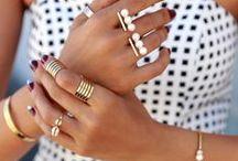 Rings / Pinterest: @kardelenezgi
