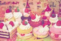 Cupcakes / Pinterest: @kardelenezgi