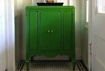 Muebles: sillones, sillas, burós, cómodas, etc. / Referencias de muebles