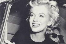 Marilyn Monroe /  Pinterest: @kardelenezgi
