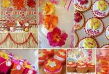 Cali's baby shower ideas / It's a girl! / by JD