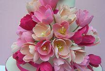 kwiatowe torty