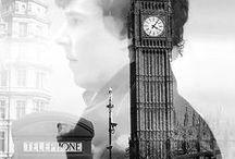 Sherlock Holmes / Pinterest: @kardelenezgi
