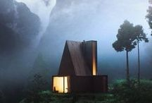 Houses / Houses and other inspiring ways to live.