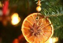 Christmas / Christmas decorations and DIY