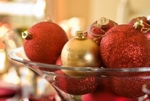 Holiday Decor / Holiday Decor DIY or shop -- it's that time of year to decorate your home to be merry for the holidays.