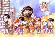 Harry Potter / My favorite book