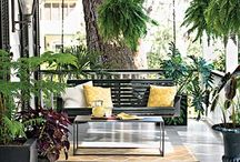 GARDEN & OUTDOOR LIVING / Blurring the line between indoors and out. Using our outdoor space to make life more beautiful, delicious, wholesome and peaceful. / by Mary Ann Parham