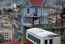 Valparaiso, Chile / Imágenes sorprendentes del Gran Valparaíso.