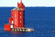 FAROI-Lighthouses