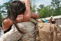 Soldados Reencontram a família