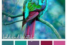 (Favo) kleuren en printjes