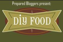 DIY Food / Prepared Bloggers - pinning relevant information on DIY Food and Recipes. Find us at https://www.facebook.com/PreparedBloggers / by Prepared Bloggers